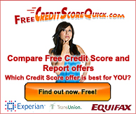 Compare Free Credit Score and Report offers